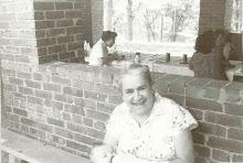 little me & grandma b