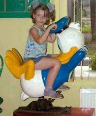 Fucked up Donald Duck Ride