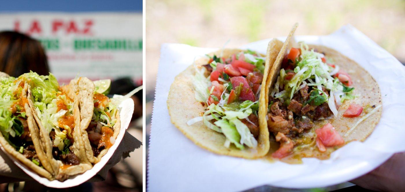 Maxwell Street Market, Chicago, Tacos Asada, Tacos Al Pastor
