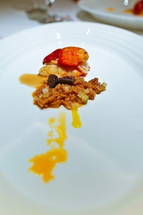 ZSAT: Singapore, Iggy's — Eat a Duck I Must!