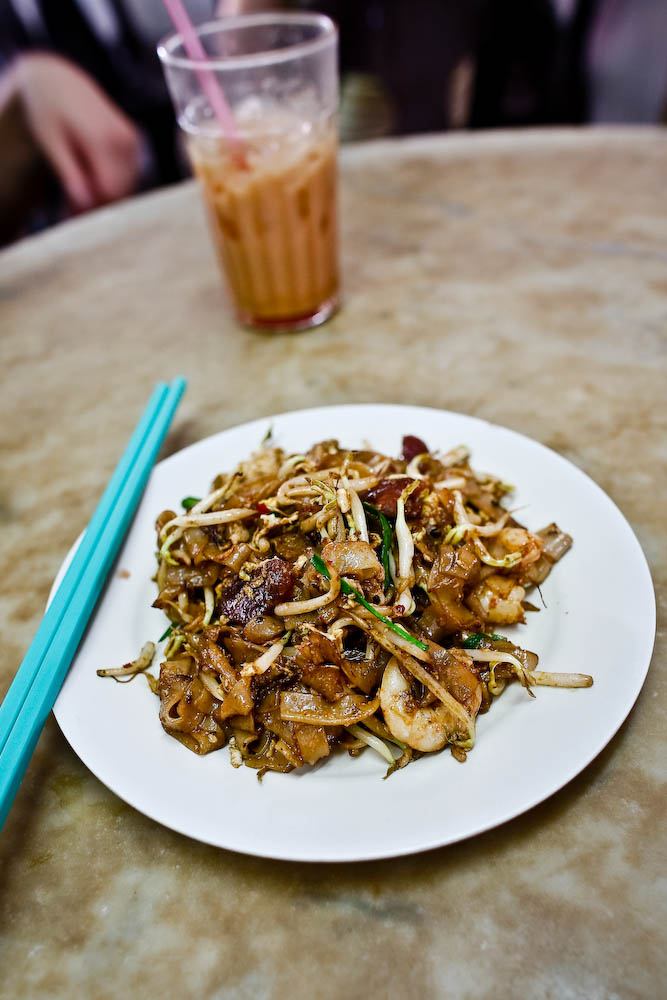 Char Kway Teow, Penang