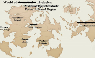The Ishgardian Map Speculations And Laughs
