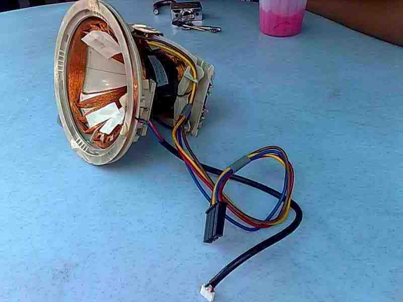 vortex electrica construct your own electric generator!crt field coils rm10, undismantled