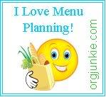 [Menu+Plan+Monday]