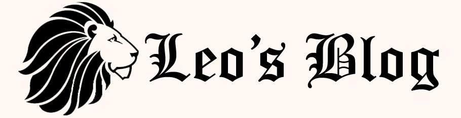 Leo's Blog