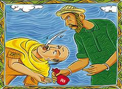 Jizya - beskyddarpenningen, tributen för att få leva.
