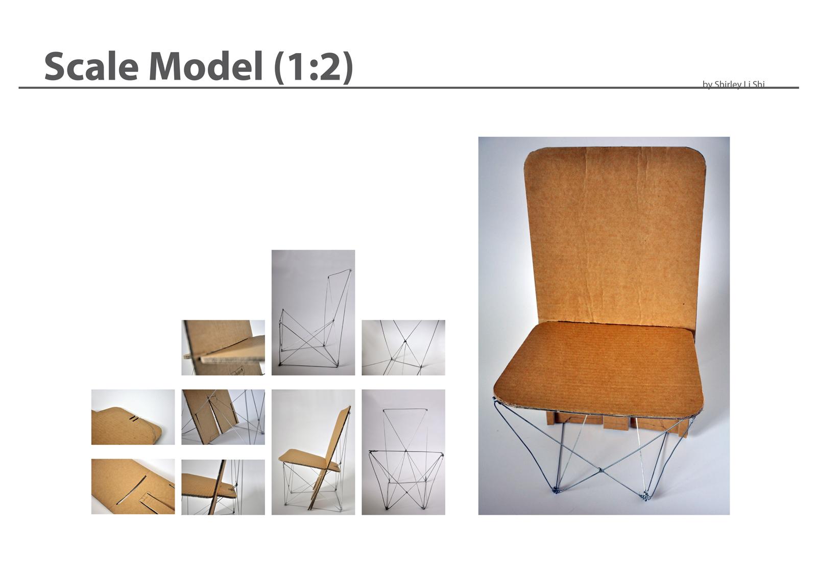 Furniturenotes Scale Model 1 2