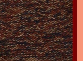 Chaleco tejido a palillo en lana merino.