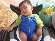 Ciannyerr....tertidur..
