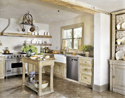 French Country Style Kitchen Decoratingideas Decor | Kitchen