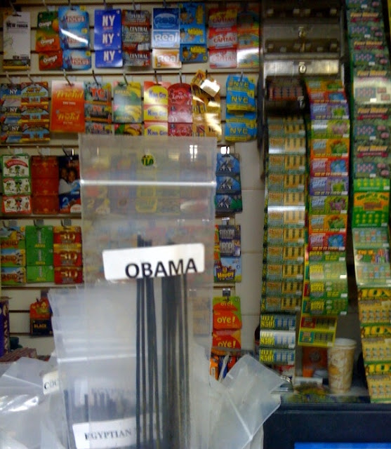 funny Obama incense