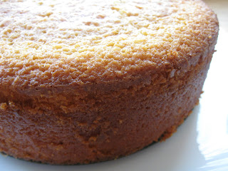 Sicilian Orange Cake