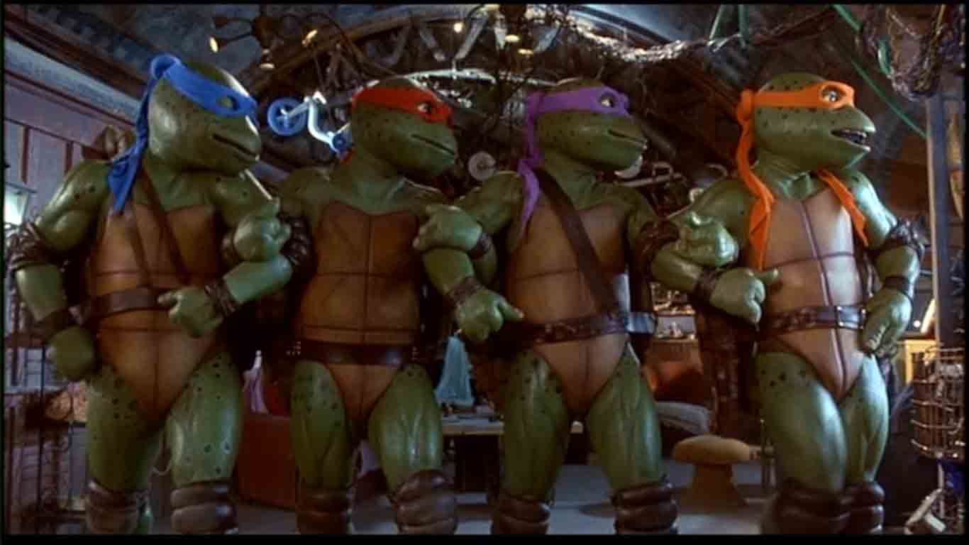 movieword teenage mutant ninja turtles no 3 teenage