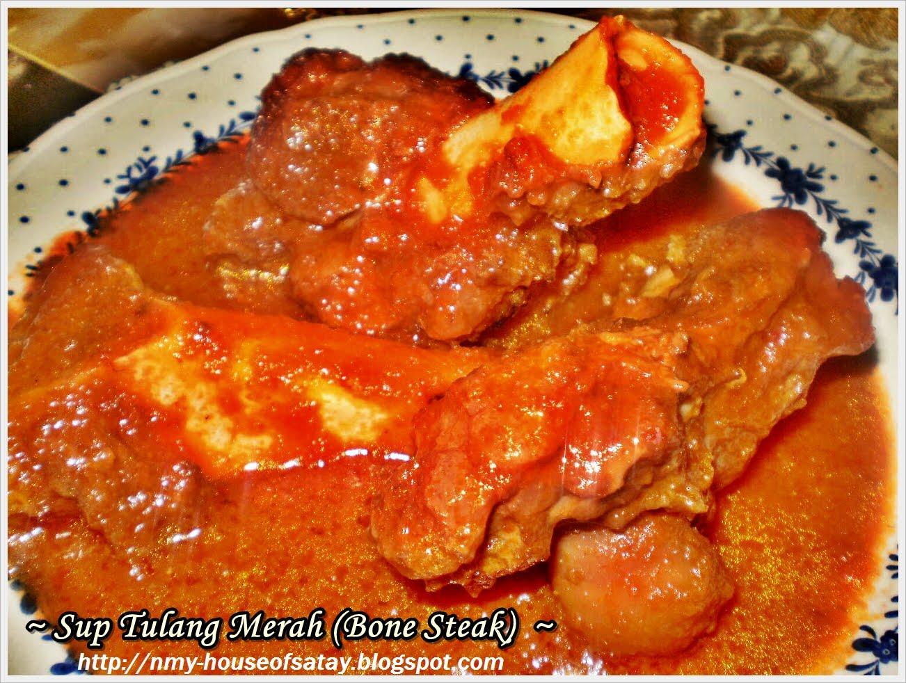 resepi sup tulang merah bone steak bahan2 1 kg tulang lembu tulang