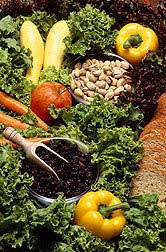Foods high in antioxidants reverse decreases in cognitive brain function.