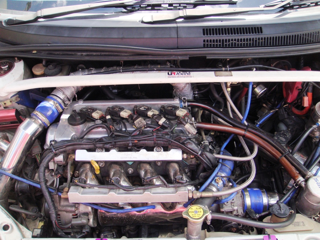 Toyota Vios Turbo Gt Auto Special Tuning Package Worlds First Unichip Wiring Diagram 500 Whp 1nz Fe