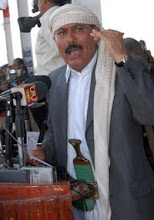 Dictator Saleh of Yemen