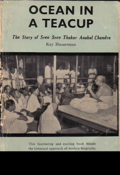 Shri Shri Thakur Anukulchandra