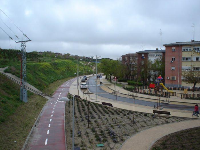 Nosolometro un barrio que se construy para trabajar - Ciudad pegaso madrid ...