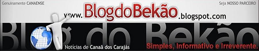 BLOG DO BEKAO- NOTÍCIAS DE CANAÃ DOS CARAJÁS, BRASIL E DO MUNDO.