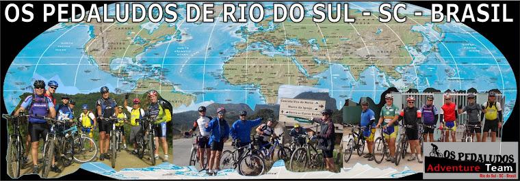 OS PEDALUDOS - RIO DO SUL - SC