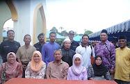 Majlis penyampaian faedah fasa 2 SMUE Hulu Selangor, Mesjid Nurul Iman, Serendah (Sabtu-21 Ogos 201