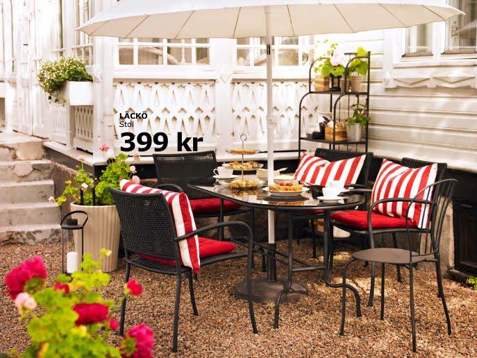 Daha ba ka kea bah e mobilyalar - Ikea terraza y jardin ...