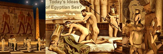 Sex and Ancient Egypt.