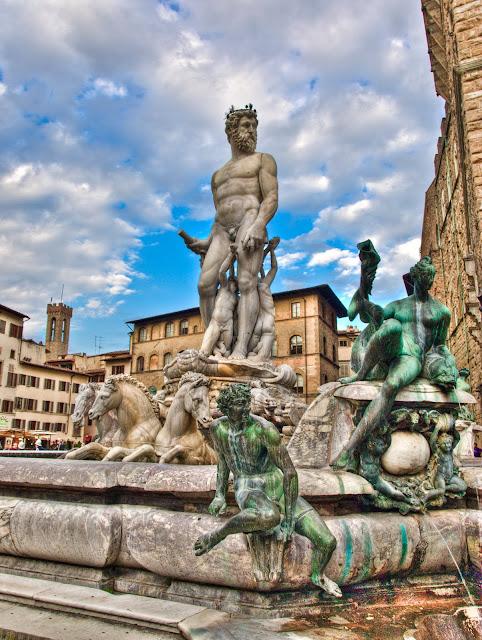 estatua neptuno