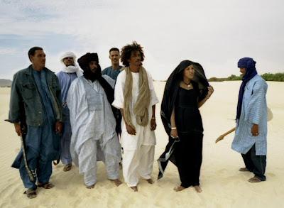 Tinariwen Aman Iman: L'Eau C'Est La Vie