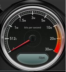 Tester votre connexion avec SpeedTest.net