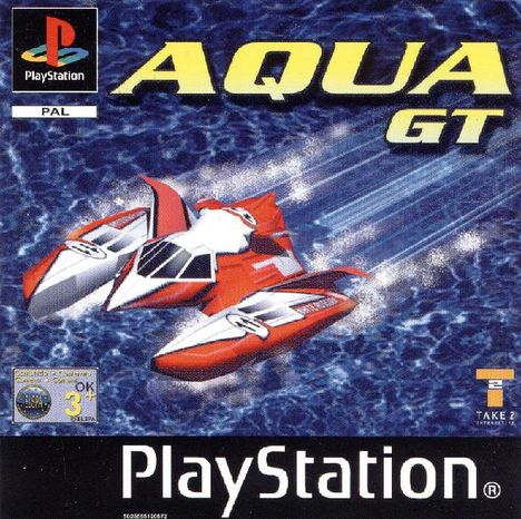 Torrent Super Compactado Aqua GT PS1