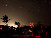 Click For Larger Image of Winter Star Party at Night