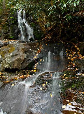 Click for Larger Image of Laurel Falls