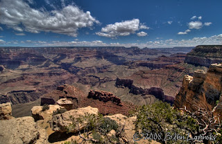 Click for Larger Image of the Grand Canyon