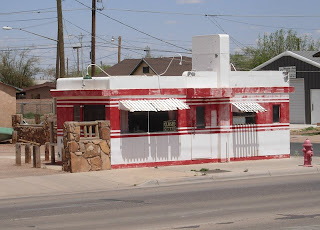 Click for Larger Image of Route 66 Cafe