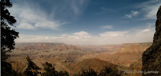Click for Larger Image of Grand Canyon Vista