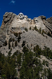 Click for Larger Image of Mt. Rushmore