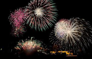 Click for Larger Image of Fireworks