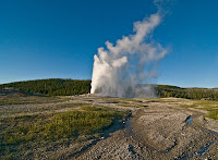 Click for Larger Image of Old Faithful