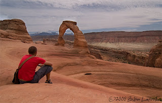Click for Larger Image of Delicate Arch