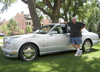 Click for Larger Image of John's New Ride
