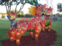 Click for Larger Image of Chinese Dragons
