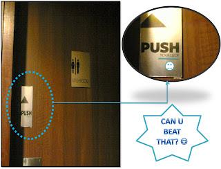 Funny Washroom
