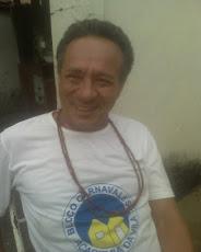 Presidente do CERCAN Centro de Referência dos Cultos Afro-brasileiro do Norte de Minas