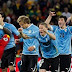 Uruguay 'Eliyle' Yarı Finalde