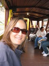 Train Ride in Georgetown
