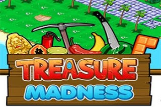 Treasure Madness adds 35 new items