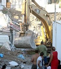No es el Libano, ni Palestina