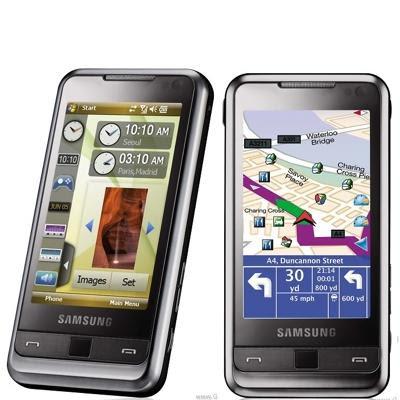 Harga Pasaran Ponsel Bekas Murah, Samsung i900 Omnia